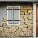 家づくり,石貼り