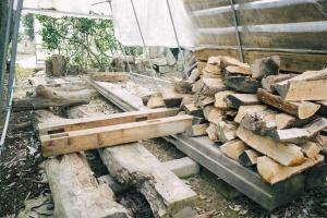 薪が底をついた