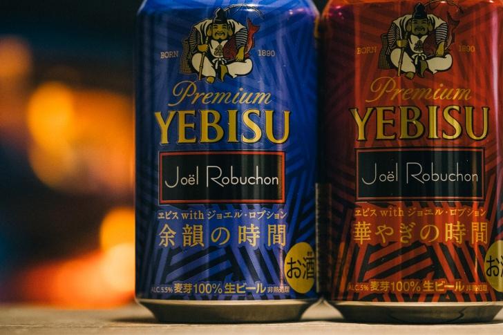 ジョエルロブションのビール