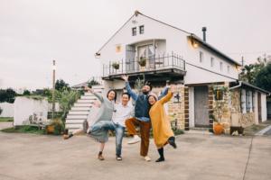 インテリア情報誌『Come home!』の取材