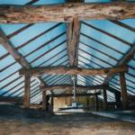 セルフで屋根に断熱材を入れて快適な家にする(断熱材施工編)